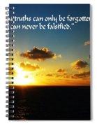 Great Truths Spiral Notebook