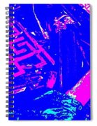 Greco-celtic Relic Spiral Notebook