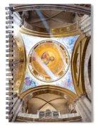 Greek Chapel Spiral Notebook