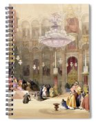 Greek Church Of The Holy Sepulchre Spiral Notebook