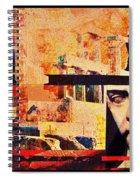 Greek Ruins 2 Spiral Notebook