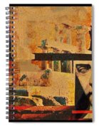 Greek Ruins Spiral Notebook