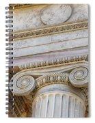 Greek Theatre 6 Spiral Notebook