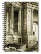 Greek Theatre 7 Golden Age Spiral Notebook
