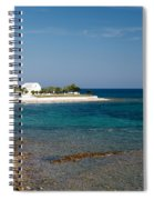 Villa By The Sea Spiral Notebook