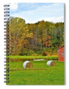 Green Acres Spiral Notebook