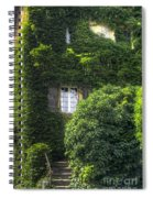 Green Entrance Spiral Notebook