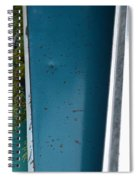 Green Intervention  Spiral Notebook