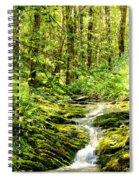 Green River No2 Spiral Notebook