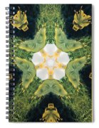 Green Thing Spiral Notebook