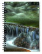 Green Waters Spiral Notebook