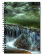 Green Waters Spiral Notebook