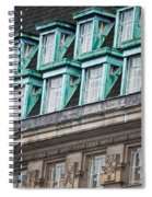 Green Windows Spiral Notebook