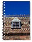 Green-wood Roof Spiral Notebook