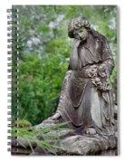 Green World Spiral Notebook