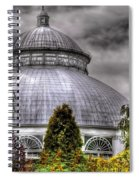 Greenhouse - The Observatory Spiral Notebook