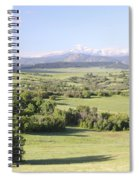 Greenland Ranch Spiral Notebook