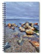 Greenwich Bay Spiral Notebook