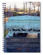 Greenwood Beauty Spiral Notebook