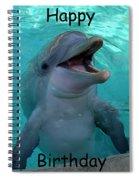 Greetings Spiral Notebook