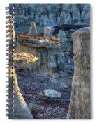 Gremlins Bisti/de-na-zin Wilderness Spiral Notebook