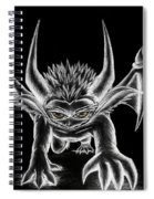 Grevil Chalk Spiral Notebook