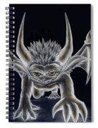 Grevil Inverted Spiral Notebook