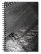 Grey Areas Spiral Notebook