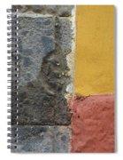 Grey Madder Spiral Notebook