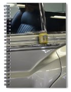 Grey Poupon And Rolls Royce Spiral Notebook