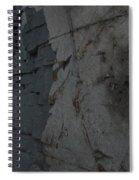 Greyscale Spiral Notebook