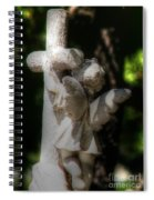 Angel Hug Spiral Notebook