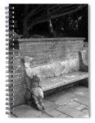 Griffin Bench Spiral Notebook