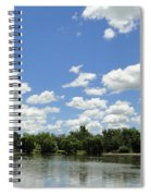 Griffin Lake Spiral Notebook