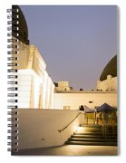 Griffith Park Observatory No. 3 Spiral Notebook