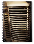 Grill Spiral Notebook
