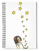 Grimm: The Star Money Spiral Notebook