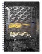 Grin Spiral Notebook