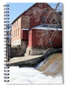 Grinding Time Spiral Notebook