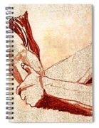 Grip By Jrr Spiral Notebook