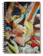Grip Spooning Spiral Notebook