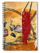 Gris-gris On Your Doorstep Spiral Notebook