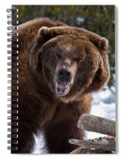Grizzley Encounter Spiral Notebook