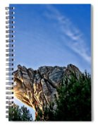 Grizzly Peak Spiral Notebook