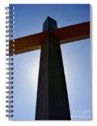 Groom Texas Cross IIi Spiral Notebook