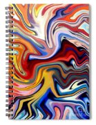 Groovalicious Spiral Notebook