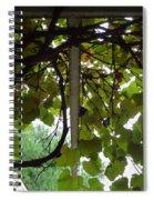 Gropius Vine Spiral Notebook