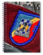 Ground Air Mobility Spiral Notebook