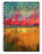 Grounded Spiral Notebook