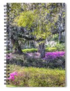 Grounds Of Middleton Spiral Notebook